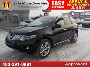 2009 NISSAN MURANO LE AWD  BACKUP CAMERA 90 DAYS NO PAYMENT!!!