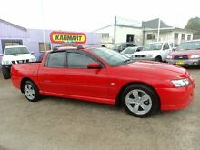 2005 Holden Crewman VZ Storm Red 4 Speed Automatic Crewcab North St Marys Penrith Area Preview