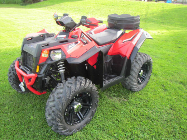 Used 2014 Polaris scrambler xp 850 ho
