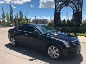 2014 Cadillac ATS 2.0L Turbo Luxury AWD