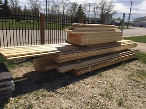 Spruce Lumber For Sale (2x4 & 2x6)