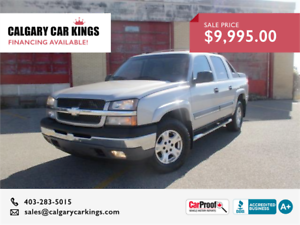 2005 Chevrolet Avalanche LT 5.3L 4WD