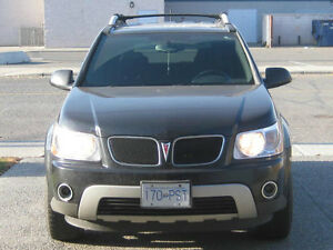 $10.000.Reduced to sell.2009 Pontiac Torrent Podium Edition Suv.