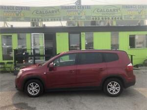 2012 Chevrolet Orlando 2LT *$99 DOWN EVERYONE APPROVED*