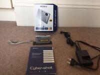 Sony Cyber-shot DSC-T77 10.1MP Digital Camera