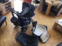 free Pushchair Baby Merkc full set