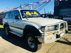 1993 Toyota Landcruiser GXL (4x4) 4 Speed Automatic 4x4 Wagon Brooklyn Brimbank Area Preview