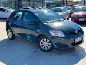 2008 Toyota Corolla ZRE152R Ascent Blue 6 Speed Manual Hatchback Palmyra Melville Area Preview
