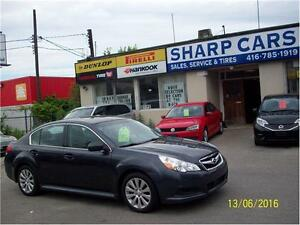 2012 Subaru Legacy 3.6R w/Limited & Nav Pkg