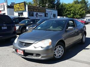 2002 Acura RSX 2 YEARS WARRANTY