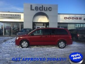 2015 Dodge Grand Caravan CVP with Keyless Entry and 3rd Row Stow