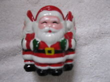 XMAS SANTA CANDLE Earlwood Canterbury Area Preview