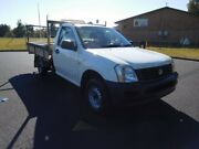 2005 Holden Rodeo RA DX White 5 Speed Manual Utility Ballina Ballina Area Preview