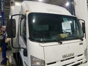 2011 Isuzu NPR HD 14' WHITE DIESEL POWERLIFT GATE 0NLY 98536 KM