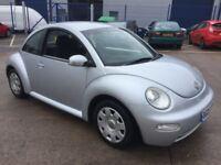 Volkswagen Beetle BG05 XVY 1.6L (silver) 2005