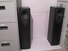 100W Mission M73i Stereo Speakers