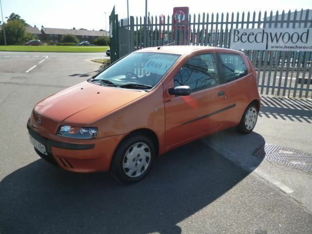 fiat punto elx 2001 petrol manual in orange in lincoln lincolnshire gumtree. Black Bedroom Furniture Sets. Home Design Ideas