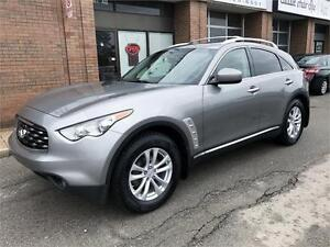 2009 INFINITI FX35 PREMIUM 2 YEARS WARRANTY INCLUDED