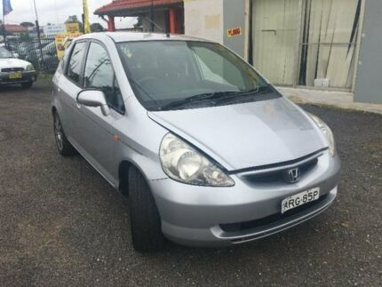 2003 Honda Jazz GD VTi Constant Variable Hatchback