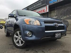 2011 Toyota RAV4 Ltd - No Accidents