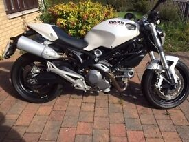 Low miles Ducati Monster 696 mint condition