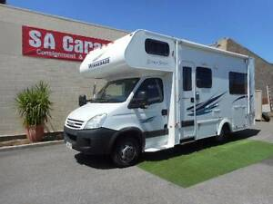 2008 Iveco Winnebago Hampstead Gardens Port Adelaide Area Preview