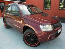 2005 Suzuki Grand Vitara JB Maroon 5 Speed Automatic Wagon Molendinar Gold Coast City Preview