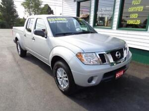 2016 Nissan Frontier SV 4x4 for only $231 bi-weekly all in!
