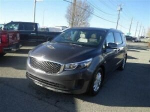 2018 Kia Sedona LX | Cloth | Heated Seats | Backup Camera