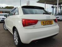 Audi A1 TDI SPORT (white) 2013-05-25