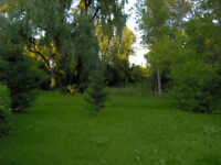 13 Acre Lot at edge of Perth On
