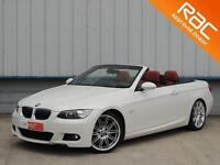 2009 BMW 3 SERIES 325I M SPORT HIGHLINE CONVERTBLE CONVERTIBLE PETROL