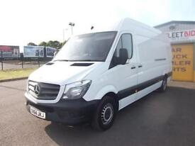 Mercedes-Benz Sprinter 2.1TD 313CDI LWB HIGH ROOF