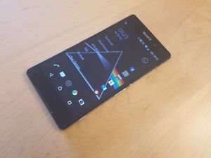MINT Sony Xperia Z2 for sale/trade (black, UNLOCKED)