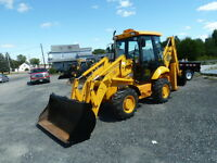 JCB 212 Backhoe & Attachements  WEEKEND SPECIAL