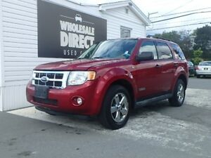 2008 Ford Escape SUV XLT 4WD 3.0 L