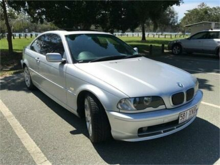 2001 BMW 325CI Titan Silver Sports Automatic Coupe