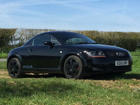 Audi TT Quattro - 265 BHP 1.8 Mk1 Twin Exhaust - 1 Year MOT - Superb Throughout