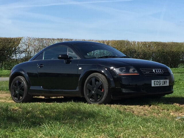 audi tt quattro 265 bhp 1 8 mk1 twin exhaust 1 year mot superb throughout in woodstock. Black Bedroom Furniture Sets. Home Design Ideas
