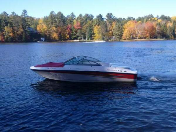 Used 2007 Four Winns 180 Horizon bowrider