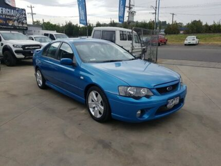 2007 Ford Falcon BF MkII XR6 4 Speed Auto Seq Sportshift Sedan Lilydale Yarra Ranges Preview