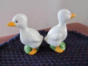 Pair of  Duckling  SALT & PEPPER Shakers