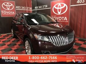 2012 Lincoln MKX 4DR AWD
