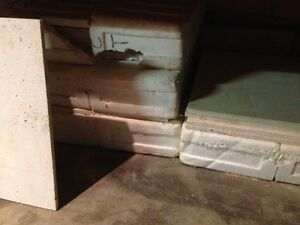 "Large 16"" Marble (or marble lookalike) Tile Cambridge Kitchener Area image 2"