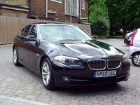 BMW F10 520d Diesel 6 Speed Manual *Cream Leather Seats*