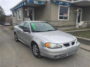 PONTIAC GRAND AM 2005 ACOORD CAMRY AUTOMATIQUE TOUT EQUIPE