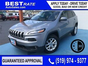 JEEP CHEROKEE - APPROVED IN 30 MINUTES! - ANY CREDIT LOANS