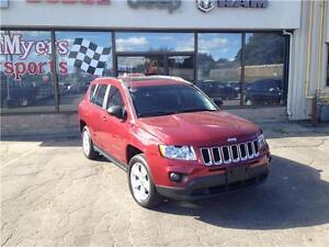 2012 Jeep Compass North Edition Kitchener / Waterloo Kitchener Area image 3