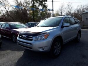 2006 Toyota RAV4 Limited,4X4,,certified