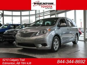 2017 Toyota Sienna LE - BLACK FRIDAY SPECIAL!!